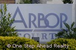 sign for Arbor Courts